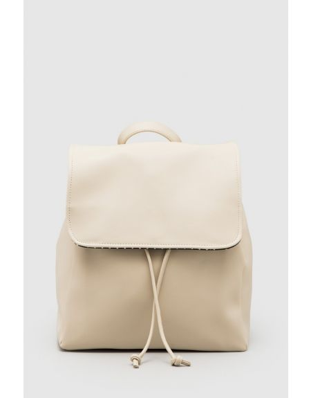 Belmonth Mini Backpack Ivory