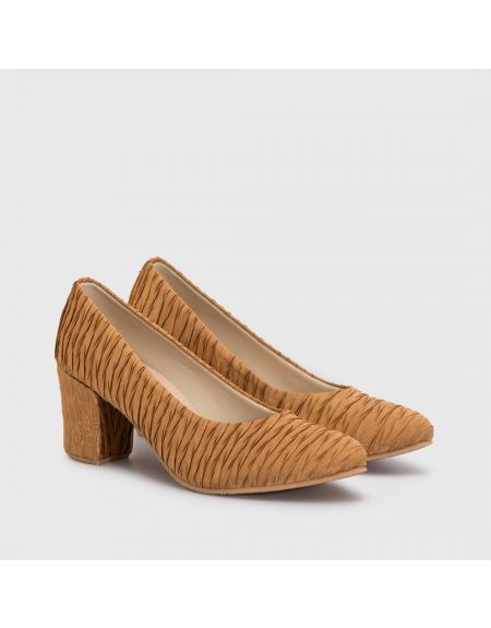 Jevely Heels Brown